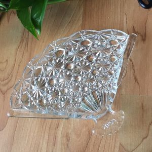 Avon Diamond CutSoap Dish